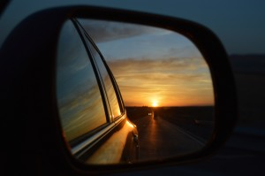 rear-view-mirror-perspective-past-car-sunset-rear